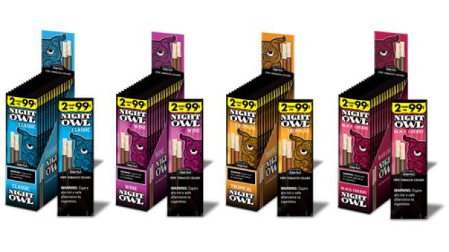 Night Owl Pipe Tobacco Cigars