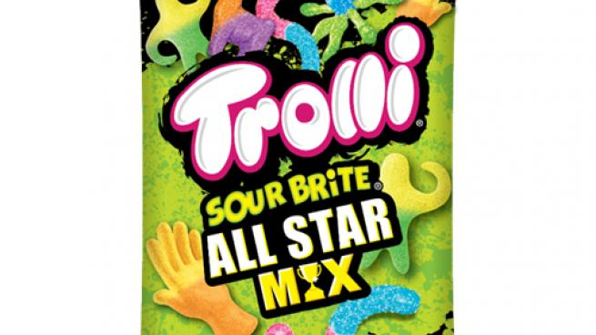 Trolli Sour Brite All-Star Mix