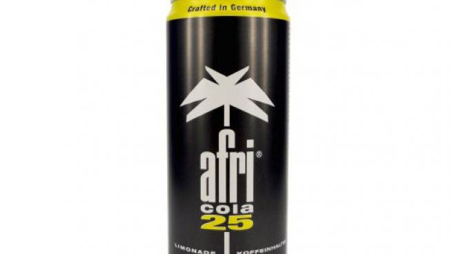 afri cola USA 330ml Slimline Matte Can
