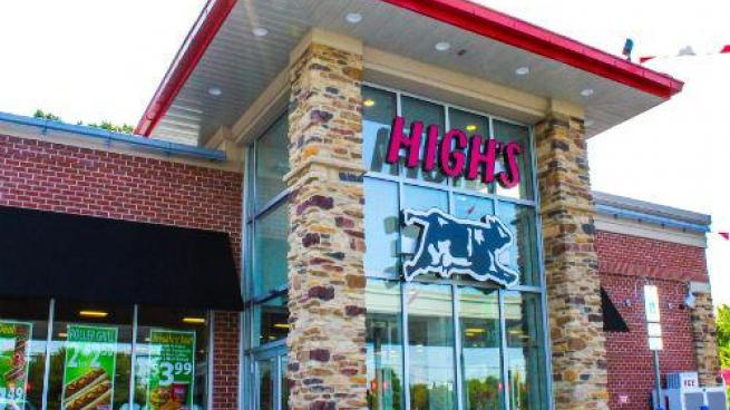High's store front
