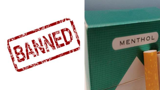 Menthol cigarette ban