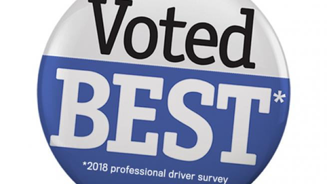 """12th annual """"Voted Best"""" survey"""