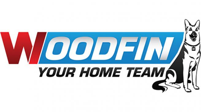 Woodfin logo