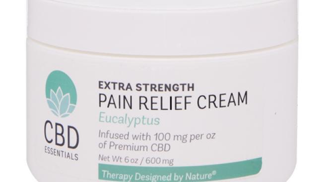 CBD Essentials Extra Strength Pain Cream