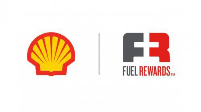 Fuel Rewards and Shell logos
