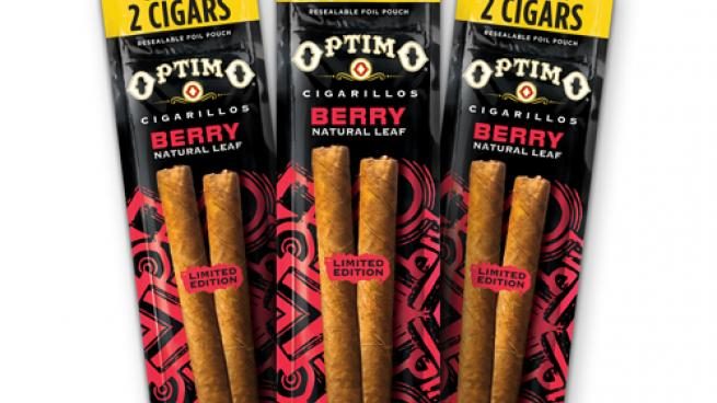 Optimo Berry Cigarillos