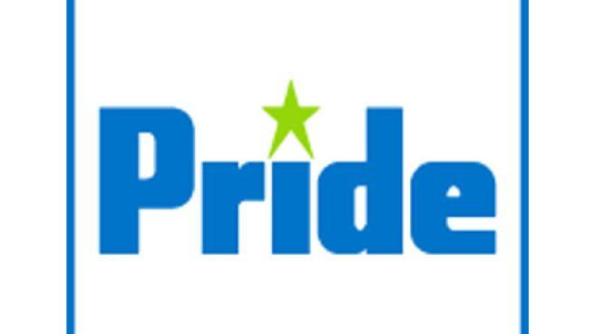 Pride stores logo
