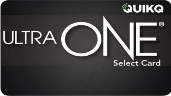 TA's UltraONE Select card payment
