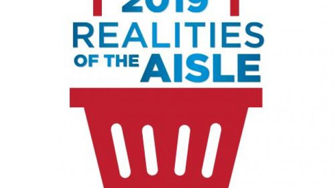 2019 Realities of the Aisle consumer study,