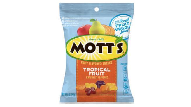 Mott's Fruit Flavored Snacks