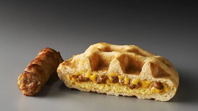 Pillsbury Stuffed Waffles