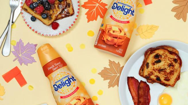 International Delight French Toast Swirl