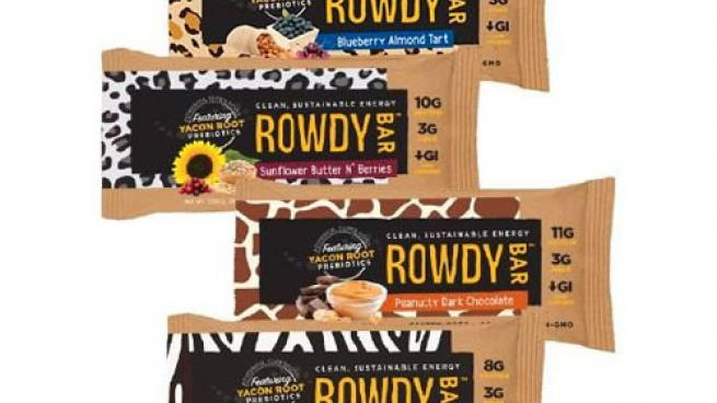 Rowdy Bar All-Natural Energy Bars