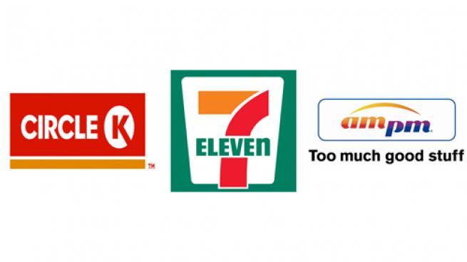 7-Eleven, Circle K & ampm Rank Among Largest Franchise Operations