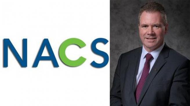 NACS Chairman Frank Gleeson