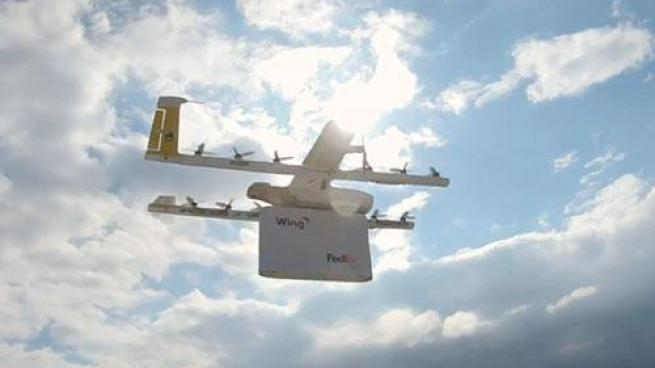 Walgreens drone delivery