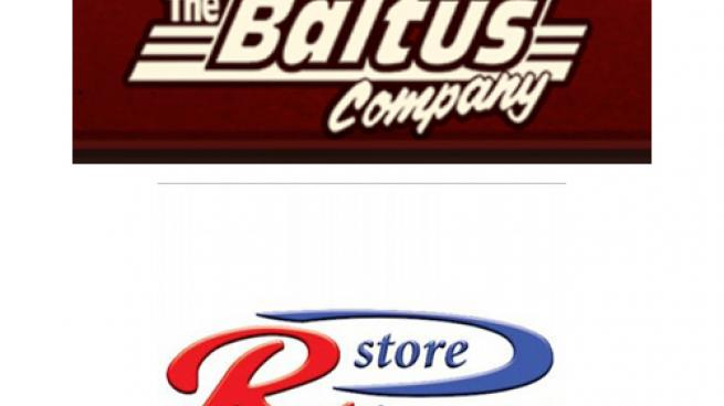 Logos for Baltus Oil and Riiser Fuels