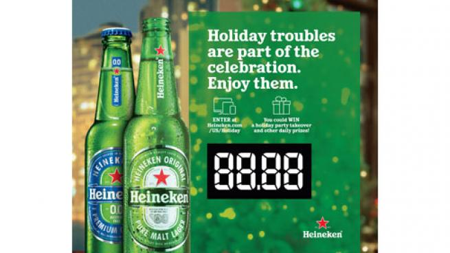 Heineken Holiday Moments