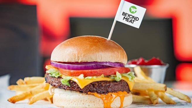 Beyond Burger at Sheetz