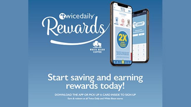 Twice Daily Rewards