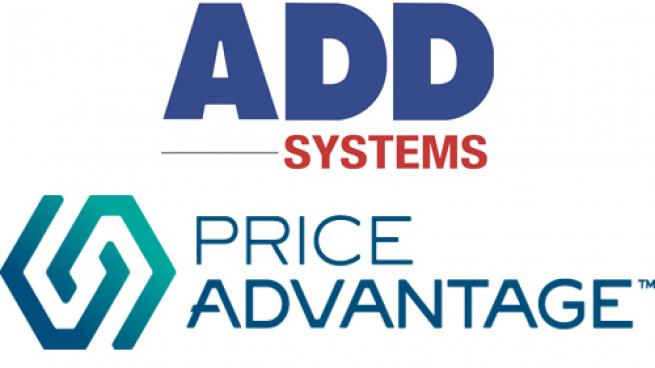 ADD Systems PriceAdvantage logos