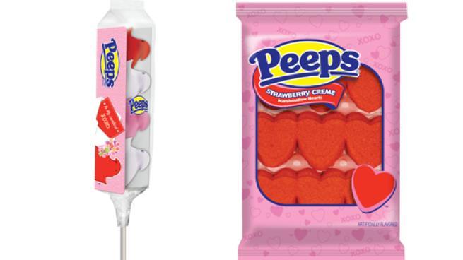 PEEPS 2020 Valentine's Day Offerings