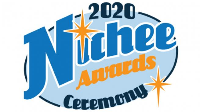 the logo for the 2020 Nichee Award competition