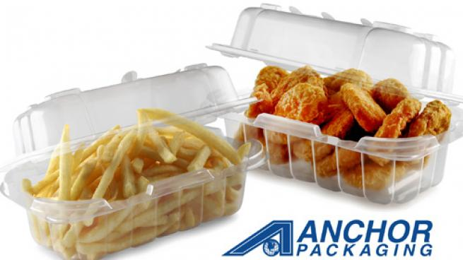 Anchor Packaging's Fry Baby