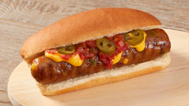 Johnsonville's Ultimate Jalapeño Cheddar Sausage