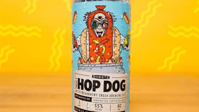 Sheetz Hop Dog beer