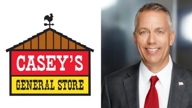 Casey's CEO Darren Rebelez