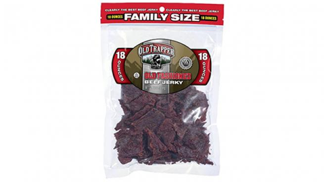 Old Trapper Family Size Bags