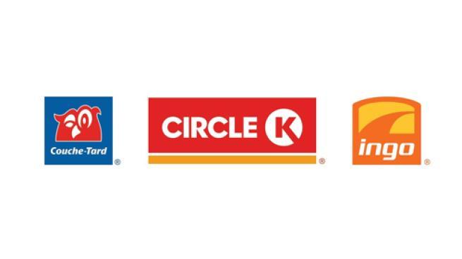 Couche-Tard logos