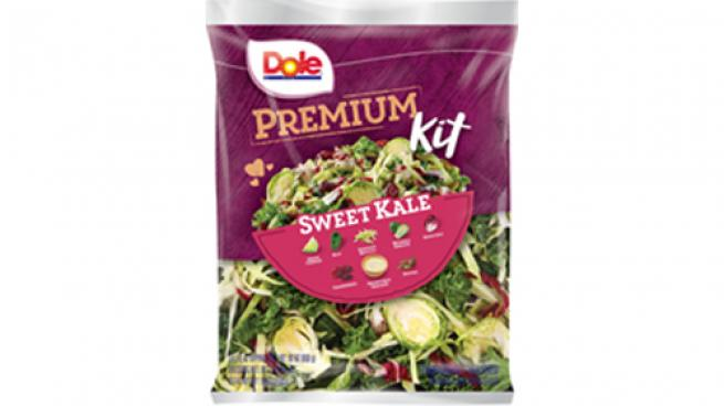 DOLE Sweet Kale Salad Kit
