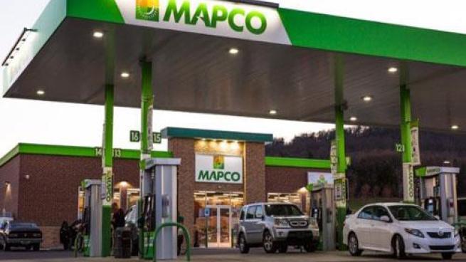 A MAPCO convenience store