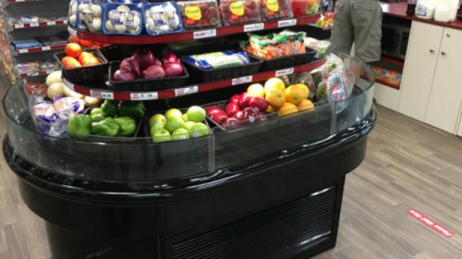 produce at Stewart's Shops