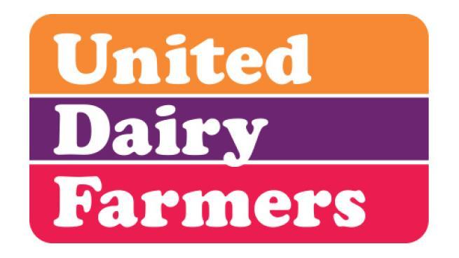 United Dairy Farmers logo
