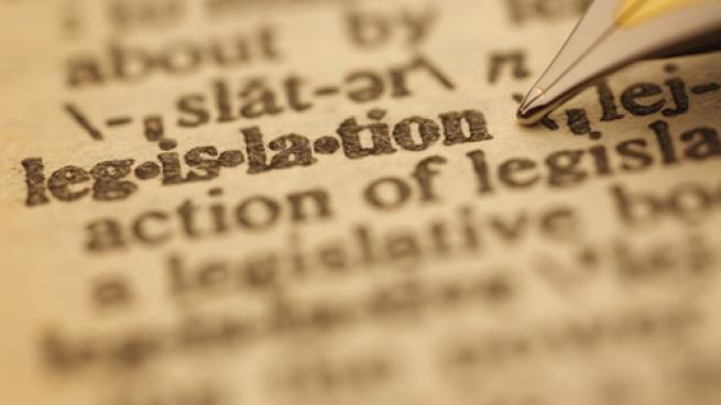 Legislation definition