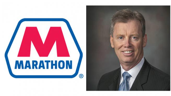 Marathon Petroleum Corp. CEO Mike Hennigan