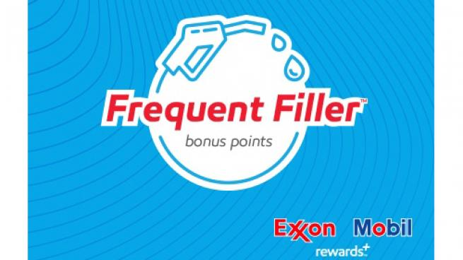 Exxon Mobil Frequent Fillers