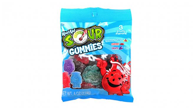 Kool-Aid Sour Gummies