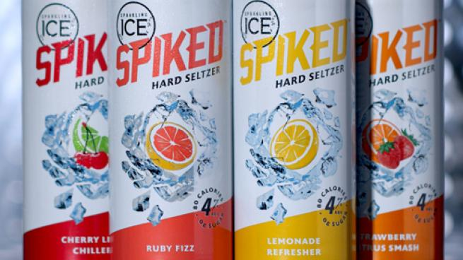 Sparkling Ice Spiked