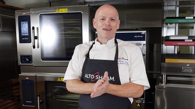 Alto-Shaam Corporate Executive Chef Rocky Rockwell