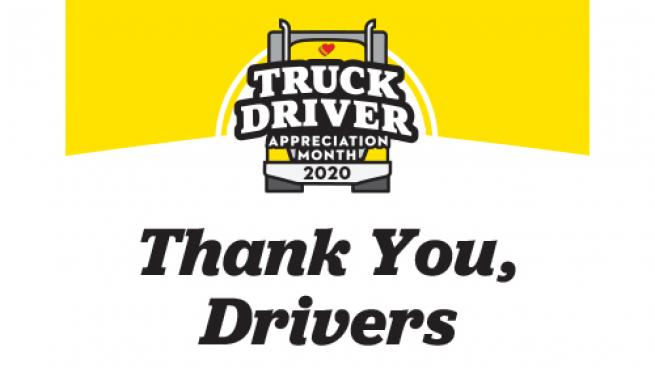 Love's National Truck Driver Appreciation Week