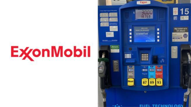 ExxonMobil Contactless Payment