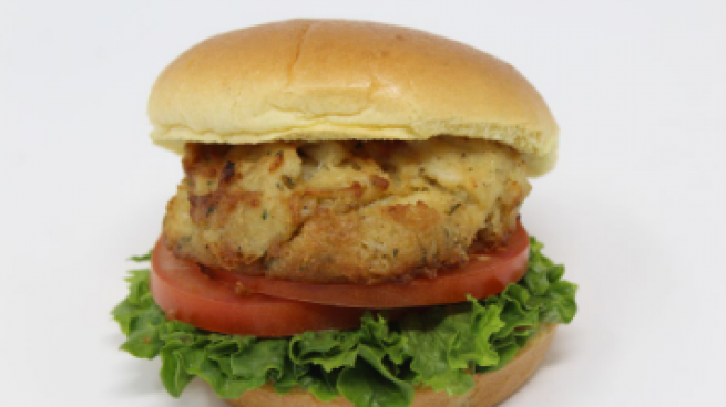 High's Adds Maryland Crab Cake to the Menu