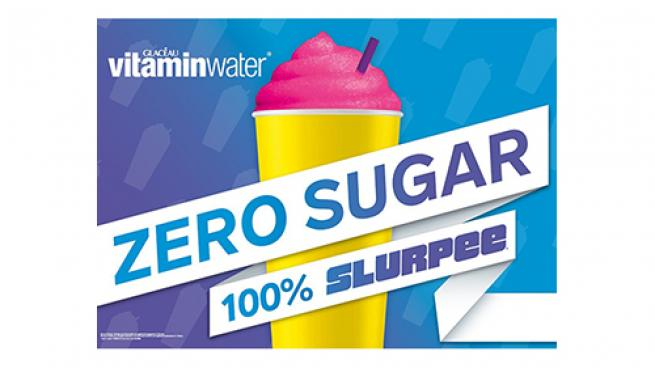 7-Eleven & Glaceau Team Up for More Exclusive Slurpee Flavors