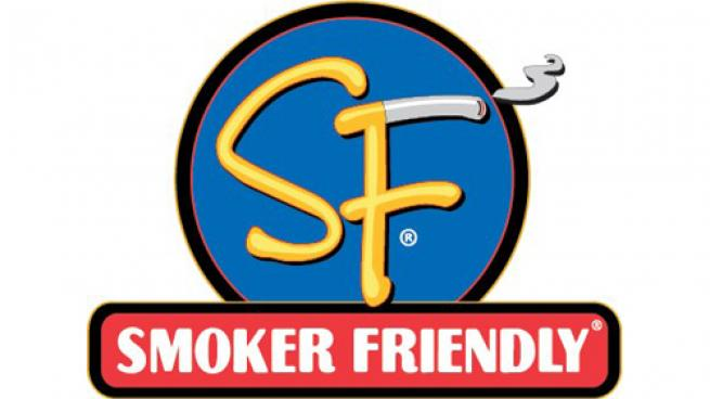Smoker Friendly logo