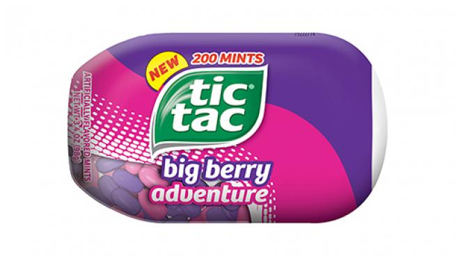 Tic Tac Big Berry Adventure