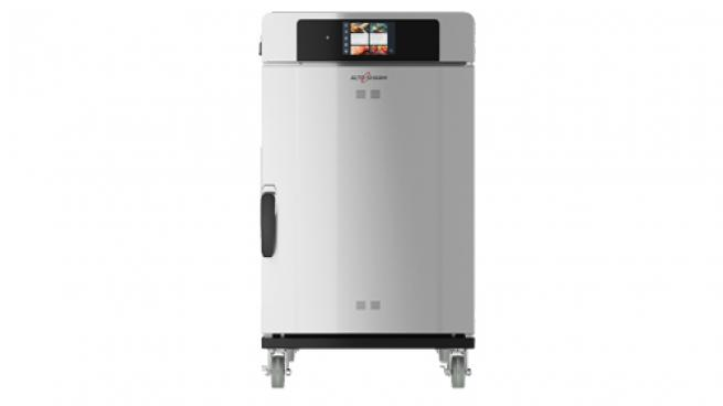 Alto-Shaam's New Cook & Hold Smoker Oven